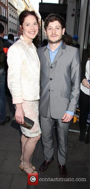 Iwan Rheon - 'The Big Wedding' film screening at The Mayfair Hotel - London, United Kingdom - Thursday 23rd May...