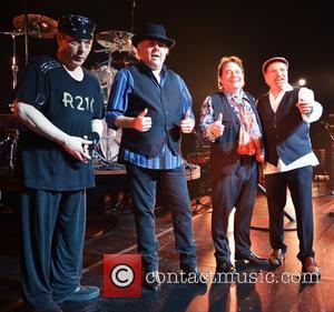 Dino Danelli, Gene Cornish, Eddie Brigati and Felix Cavaliere