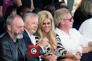 Liam Cunningham, Guest and Ashlee Vicars