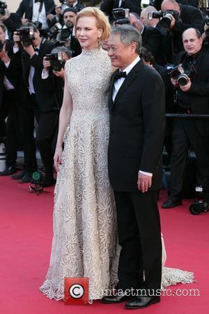 Nicole Kidman and Ang Lee