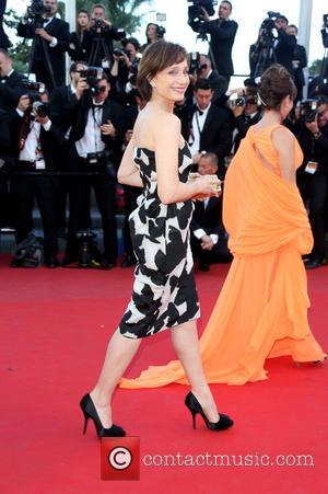 Kristin Scott Thomas - 66th Cannes Film Festival - The Immigrant premiere - Arrivals - Cannes, France - Friday 24th...