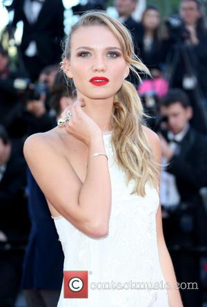 Toni Garrn - 66th Cannes Film Festival - The Immigrant premiere - Arrivals - Cannes, France - Friday 24th May...