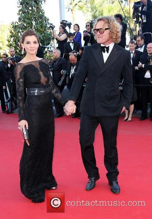 Clotilde Courau and Peter Dundas - 66th Cannes Film Festival - 'The Immigrant' - Premiere - Cannes, France - Friday...