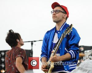 Jack Antonoff and fun. - fun. kickoff the Toyota Concert Series on a special edition of NBC's 'Today' live at...