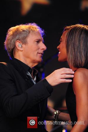 Michael Bolton and Amanda Brown