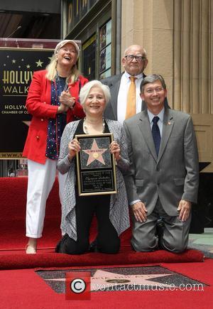 Diane Ladd, Olympia Dukakis, Ed Asner and Leron Gubler