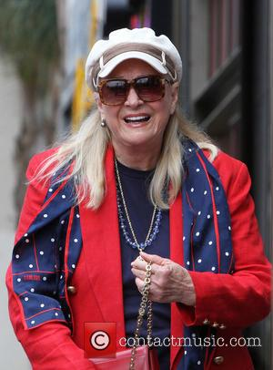 Diane Ladd - Olympia Dukakis is honoured with a star on the Hollywood Walk of Fame on Hollywood Boulevard -...