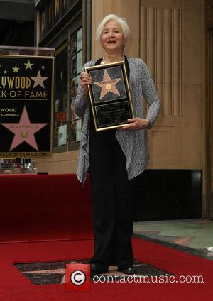 Olympia Dukakis - Olympia Dukakis is honoured with a star on the Hollywood Walk of Fame on Hollywood Boulevard -...