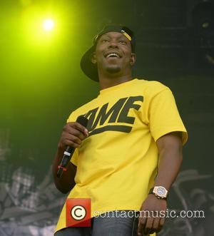 Dizzee Rascal - BBC Radio 1's Big Weekend - Day 1 - Derry, Northern Ireland - Friday 24th May 2013