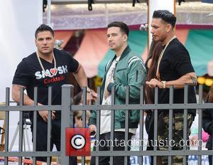 Ronnie Ortiz-magro, Vinny Guadagnino and Pauly Delvecchio