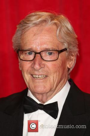 Bill Roache and William Roache - The British Soap Awards 2014 held at Hackney Empire - Arrivals - London, United...