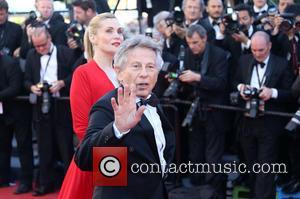 Emmanuelle Seigner and Roman Polanski