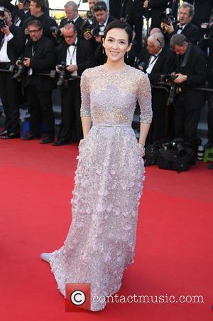 Zhang Ziyi - 66th Cannes Film Festival - La Venus a la fourrure - premiere - Cannes, France - Saturday...