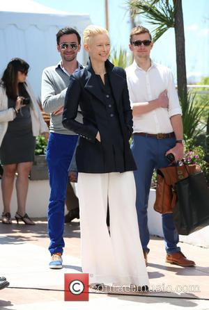 Tilda Swinton - 66th Cannes Film Festival - 'Only Lovers Left Alive' - Photocall - Cannes, France - Saturday 25th...