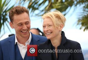 Tom Hiddleston and Tilda Swinton