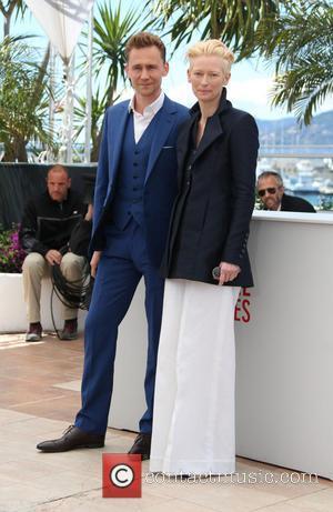 Tom Hiddlestone and Tilda Swinton