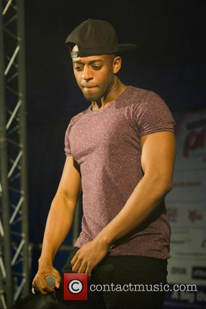 JLS and Oritse Williams - Gay Pride Birmingham 2013 - Performances - Day 1 - Birmingham, England, United Kingdom -...