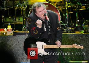 Meat Loaf Signs Up For Las Vegas Residency