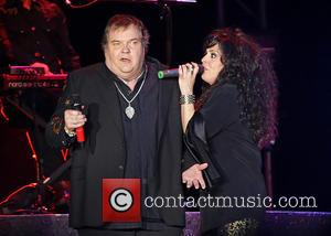 Meat Loaf, Patti Russo and Marvin Lee Aday