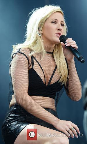 Ellie Goulding - BBC Radio 1's Big Weekend - Performances - Day 2 - Derry, Northern Ireland - Saturday 25th...