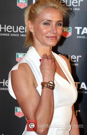 Cameron Diaz - Tag Heuer Yacht Party - Arrivals - Monte Carlo, Monaco - Saturday 25th May 2013