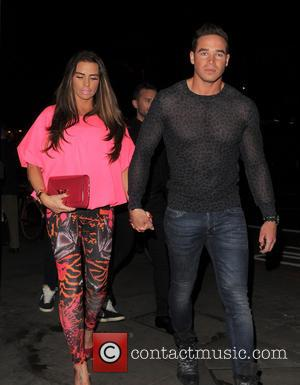 Katie Price, Jordan and Kieran Hayler - Katie Price aka Jordan and husband Keiran Hayler on a night out in...