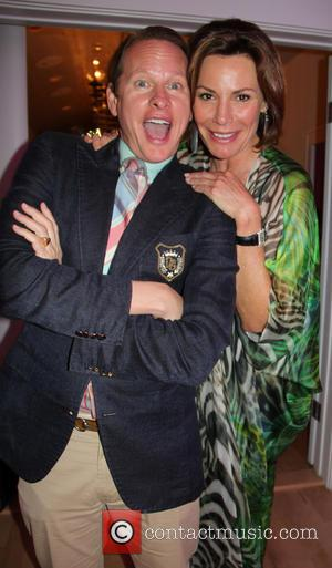 Carson Kressley and Countess LuAnn de Lesseps - Miracle House 23rd Annual Gala held at Bridgehampton Tennis and Surf Club...