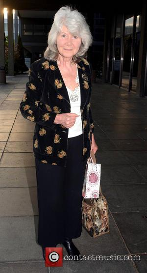 Jilly Cooper - Celebrities outside the RTE Studios for 'The Saturday Night Show' - Dublin, Ireland - Saturday 25th May...