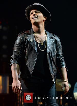 Bruno Mars - BBC Radio 1's Big Weekend - Performances - Day 3 - Derry - Sunday 26th May 2013