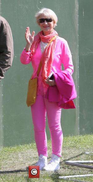 Dame Helen Mirren - As One In The Park 2013