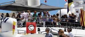 Atmosphere and Monaco Grand Prix