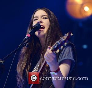 HAIM - BBC Radio 1's Big Weekend - Performances - Day 3 - Derry, Northern Ireland - Sunday 26th May...