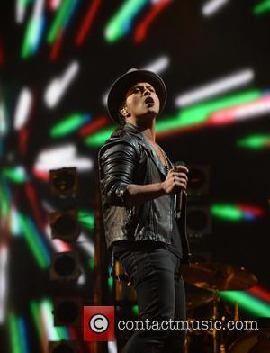 Bruno Mars - BBC Radio 1's Big Weekend - Performances...