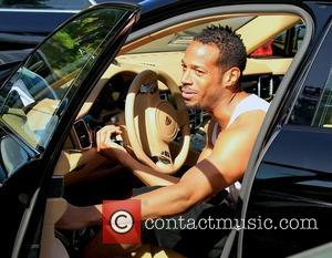Marlon Wayans - The Wayans Brothers Sighted on Sunset Plaza - Los Angeles, California, United States - Sunday 26th May...