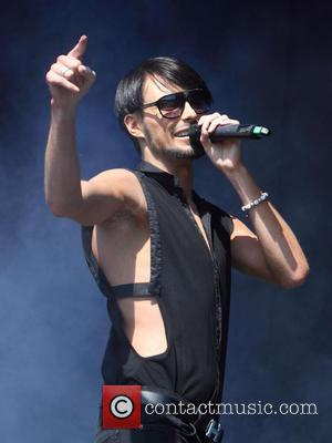 Rylan Clark - As One In The Park 2013 - Performances - London, United Kingdom - Sunday 26th May 2013