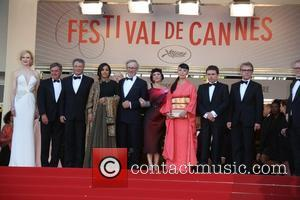 Nicole Kidman, Daniel Auteuil, Ang Lee and Vidya Balan