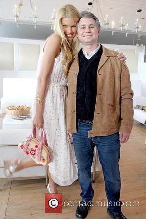 Beth Ostrosky Stern and Jason Binn