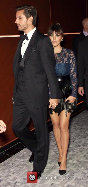 Scott Disick and Kourtney Kardashian