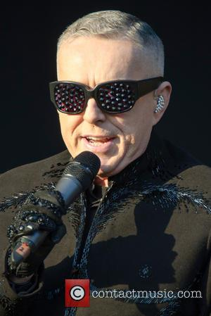 Holly Johnson - As One In The Park 2013 - Performances - London, United Kingdom - Sunday 26th May 2013