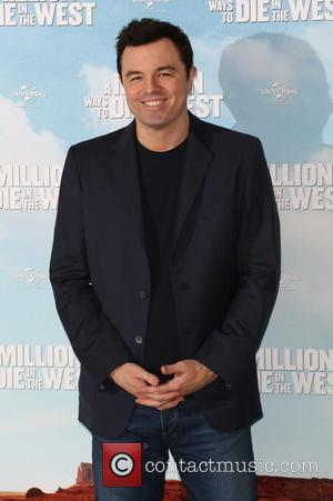 Seth MacFarlane - 'A Million Ways to Die in the West' photocall at Claridge's hotel - London, United Kingdom -...