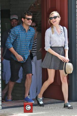 Joshua Jackson and Diane Kruger - Celebrities leaving Joel Silver's Memorial Day Party at his home in Malibu - Los...