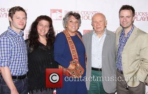 Tyne Daly, Terrence Mcnally, Bobby Steggert, Sheryl Keller and Manoel Felciano
