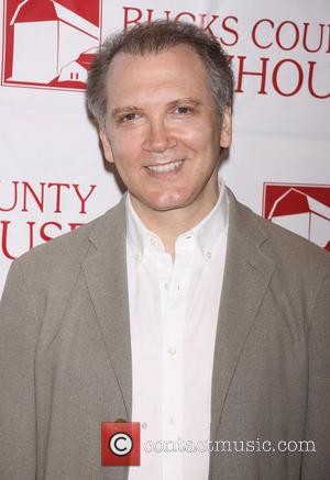 Charles Busch - Bucks County Playhouse 2013 Summer Season Meet and Greet, held at the Signature Theatre. - New York,...