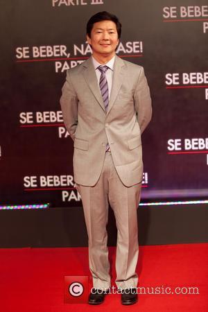 Ken Jeong - Premiere of 'The Hangover Part III' - Rio de Janeiro, Brazil - Tuesday 28th May 2013