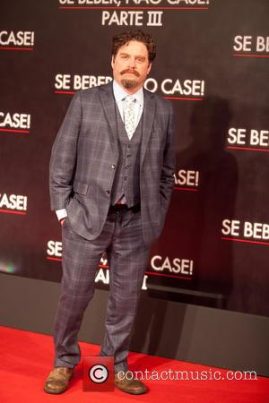Zach Galifianakis - Premiere of 'The Hangover Part III'