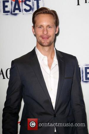 ALEXANDER SKARSGÅRD - Los Angeles Premiere of