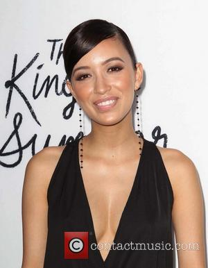 Christian Serratos - Screening Of CBS Films'