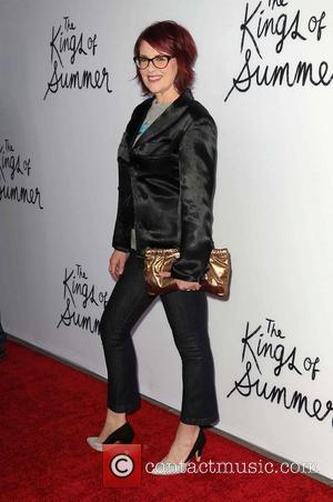 Megan Mullally - Screening Of CBS Films'