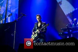 Depeche Mode Give An Electric Performance At London's O2 [Photos]