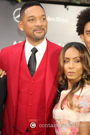 Will Smith and Jada Pinkett-Smith - New York premiere of 'After Earth' held at the Ziegfeld Theatre - New York...